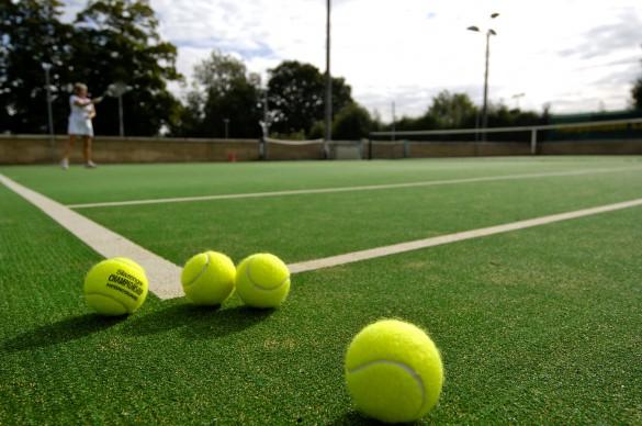 Artificial Grass Tennis Court