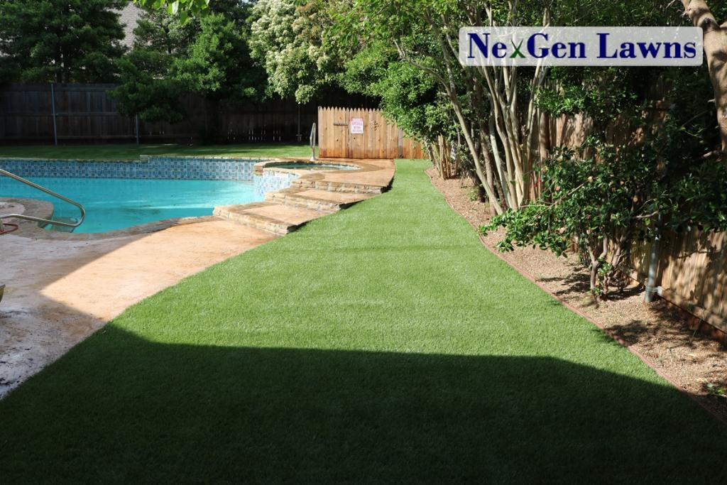 Pool Surroundings Nexgen Lawns