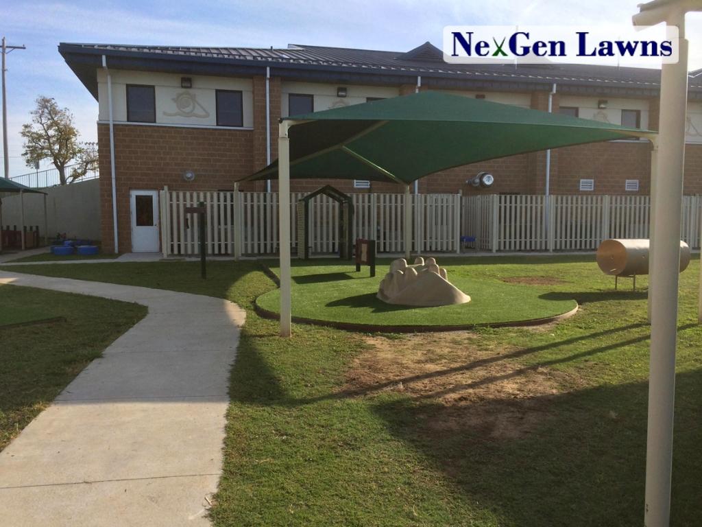 Playgrounds Nexgen Lawns