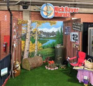 Artificial Turf for Trade Shows