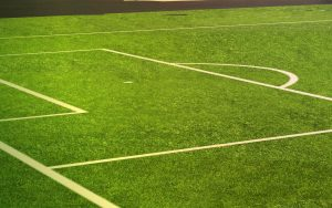 Artificial Turf Athletic Field in Tulsa