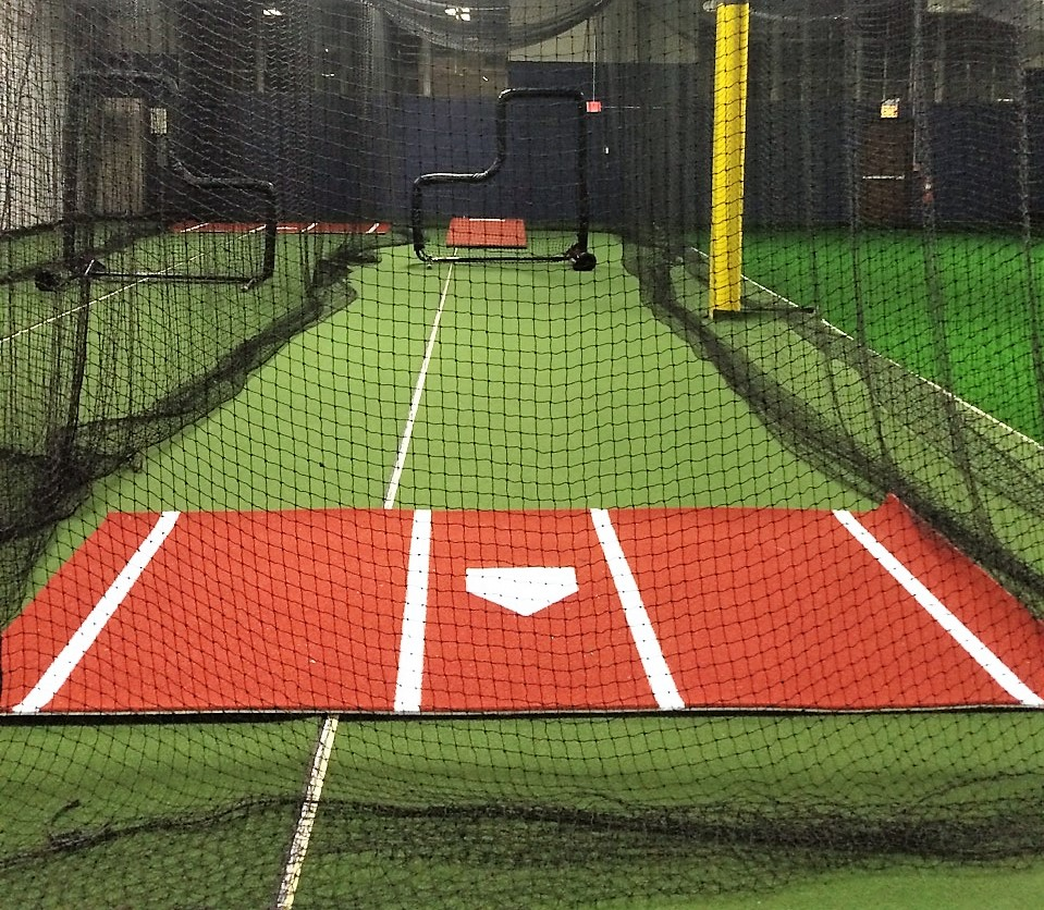 Artificial Turf for Indoor Sports & Batting Cages - NexGen Lawns