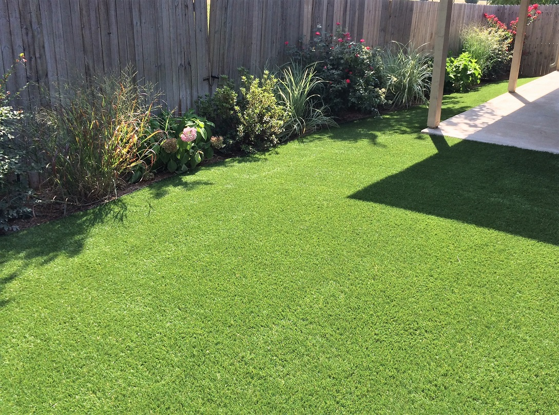 Artificial Grass in Broken Arrow
