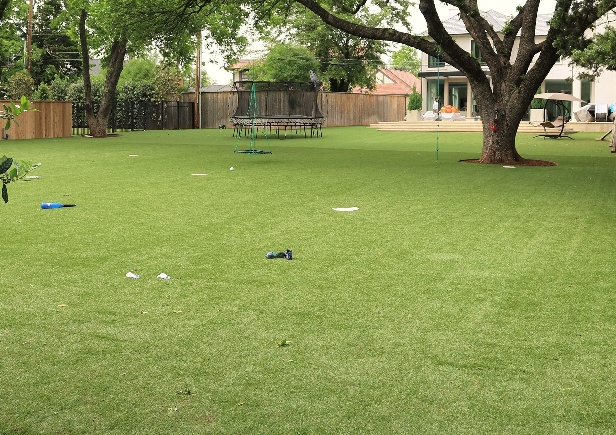 Residential Artificial Grass in Oklahoma City