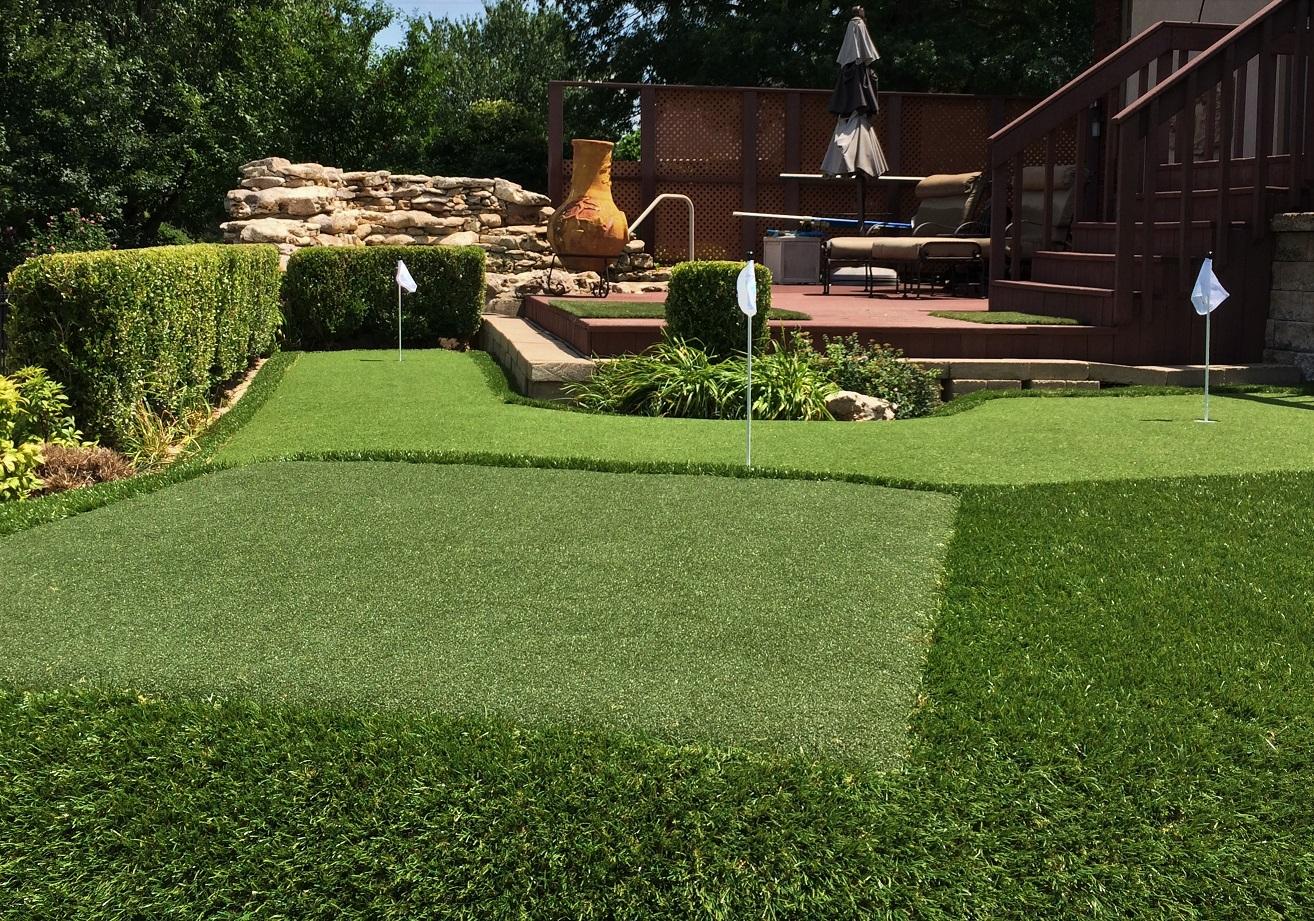 artificial grass in tulsa nexgen lawns