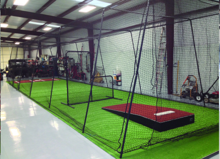 Synthetic Turf for Batting Cages and Indoor Training Facilities ...
