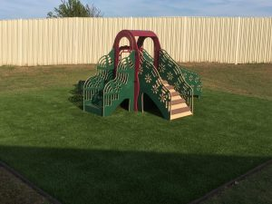 Playground Artificial Turf in Dallas