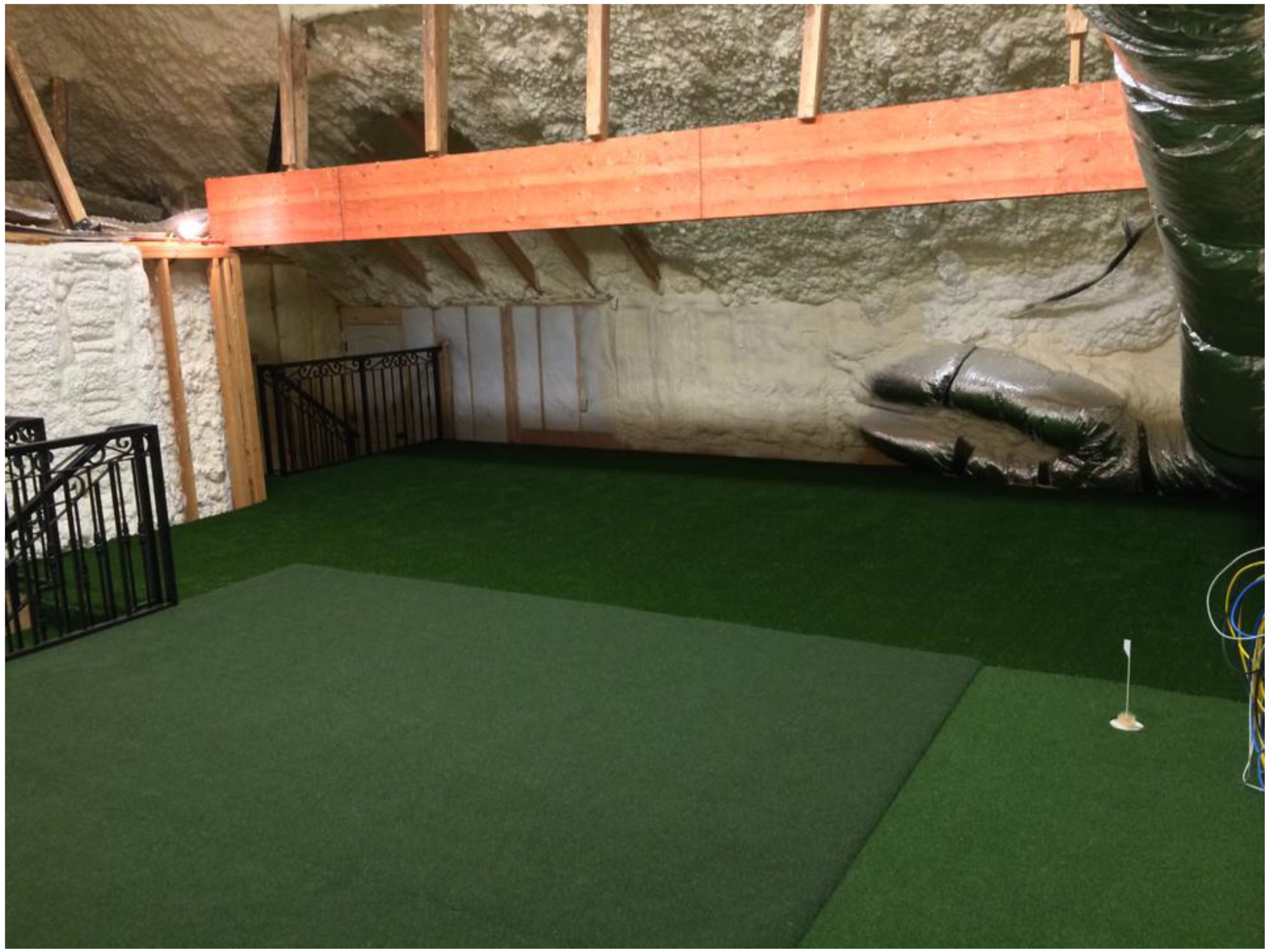 Man Cave Norman Ok : Artificial turf for sport fan caves or man caves! nexgen lawns