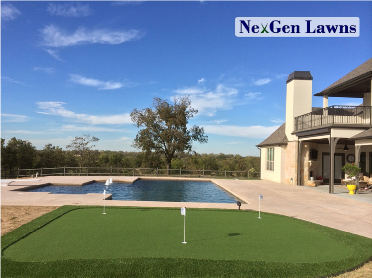For Residential Synthetic Grass Visit Nexgen Lawns At The