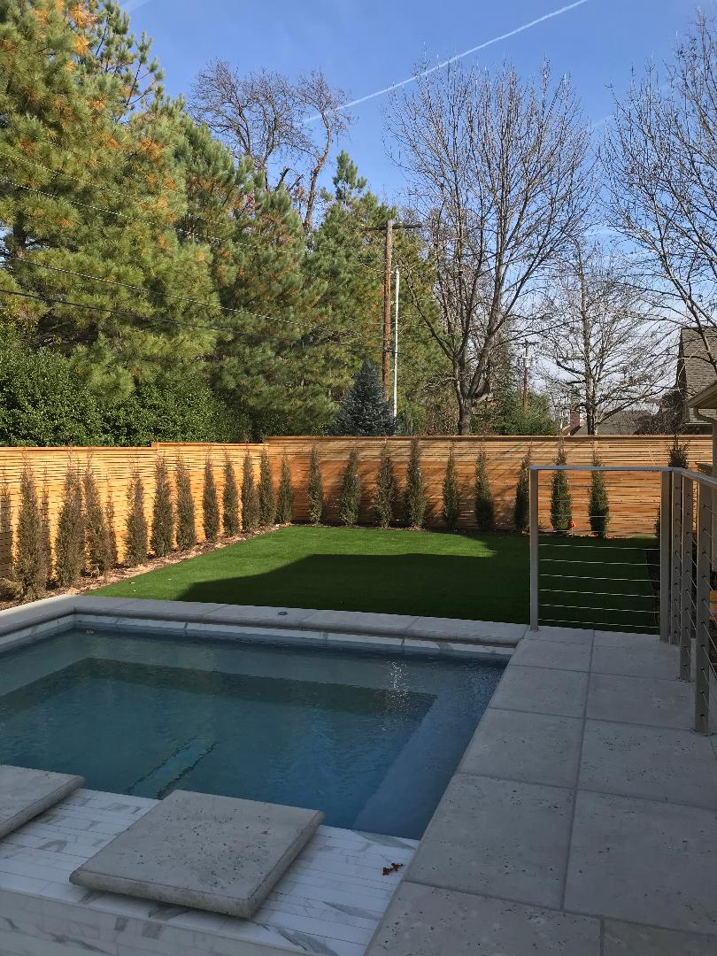 Artificial Turf Backyard Helps Add Value - NexGen Lawns