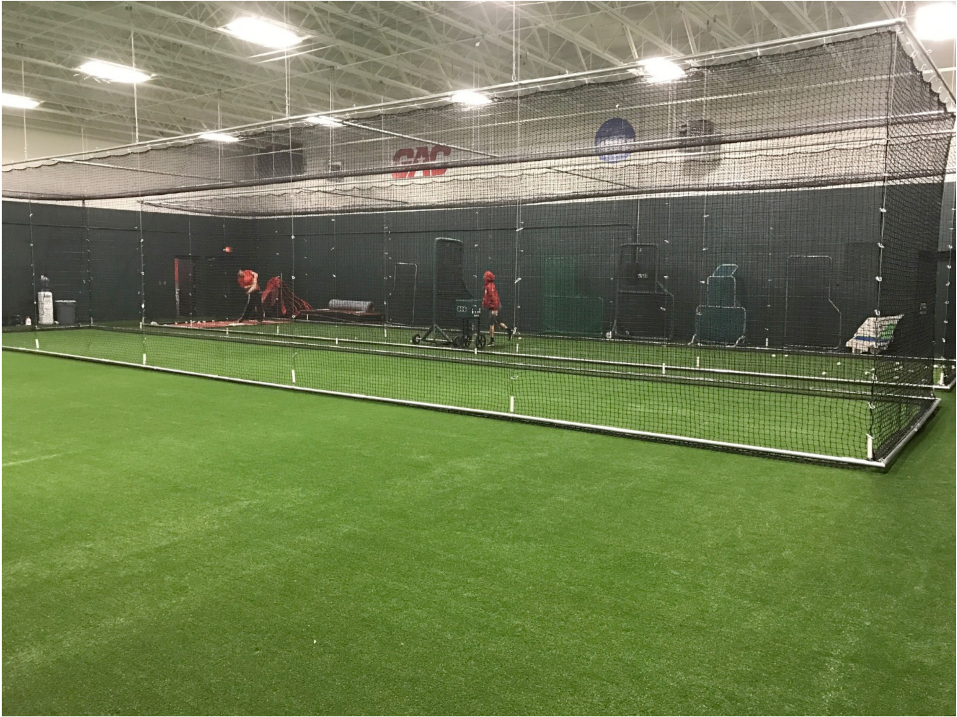 Practice this Baseball Season with your own Batting Cage