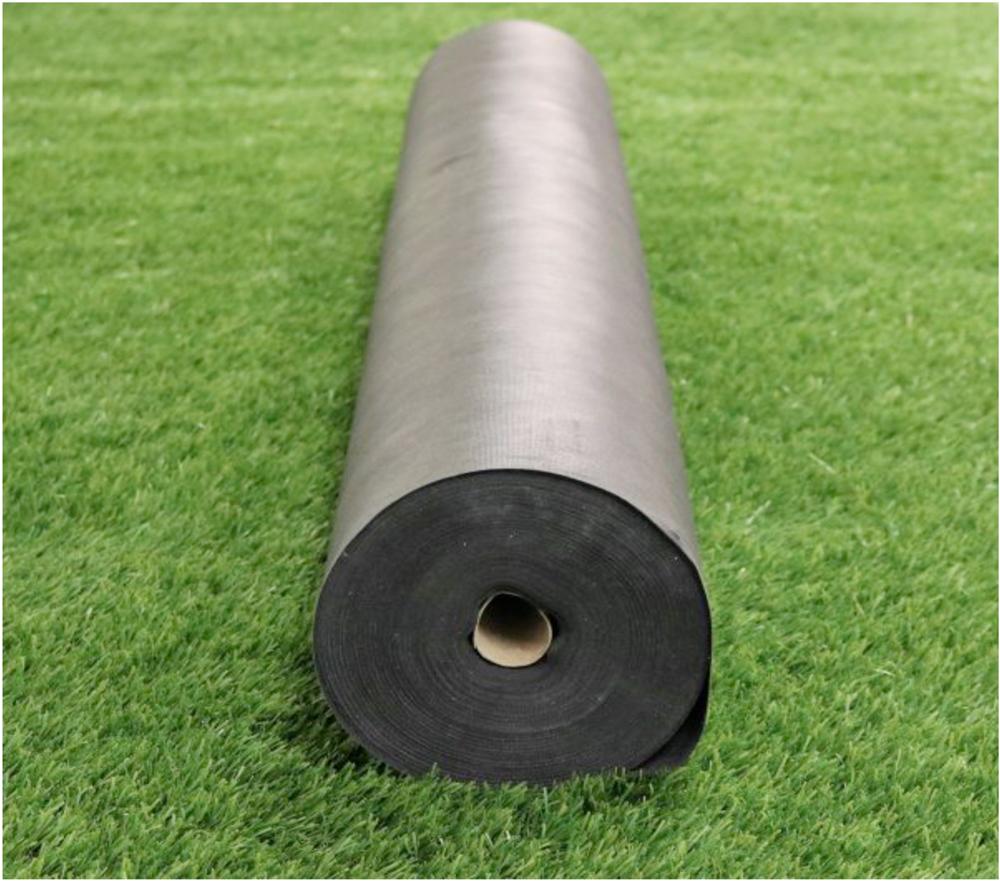 block weeds artificial grass! weeding the garden, flower bed, or