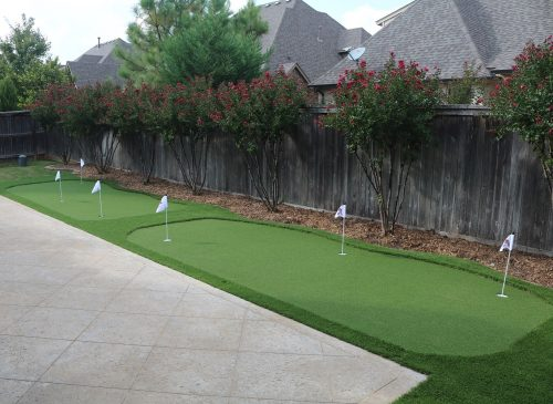 Backyard Putting Green Denver