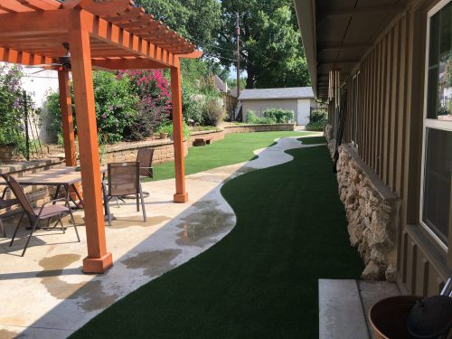 Residential Artificial Grass Denver Colorado