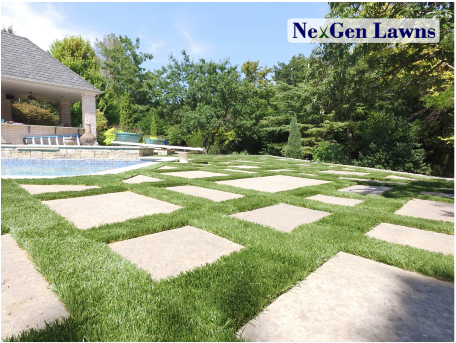 synthetic turf products create
