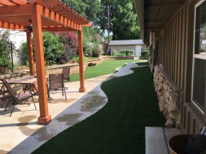Residential Artificial Grass Houston