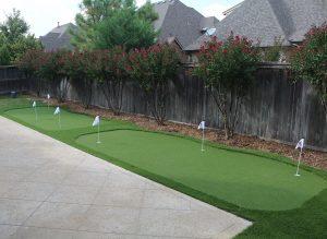 Backyard Putting Green Atlanta