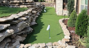 Backyard Putting Green Destin
