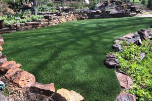 Residential Fake Grass Montgomery