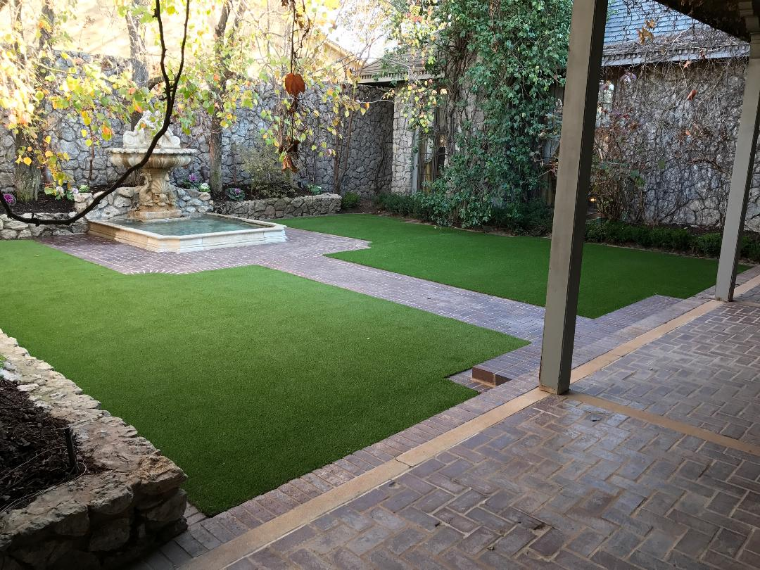 Patio Grass For Dogs